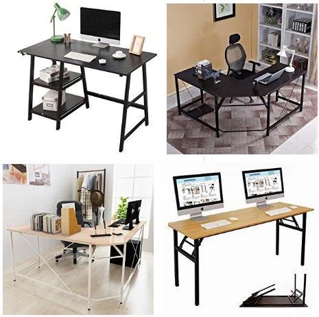 金盒头条:精选10款 Soges、Need 品牌电脑桌、L型办公桌、书桌 76.3加元起!