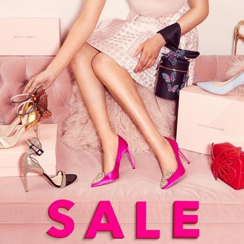 美不胜防!精选 Sophia Webster 超美蝴蝶鞋、凉鞋、休闲鞋等5折起清仓!折后低至147加元!