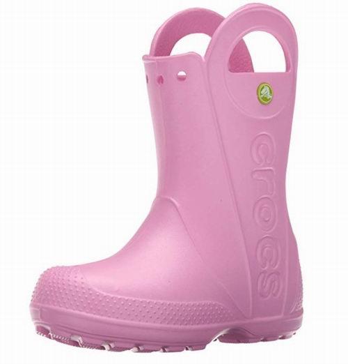 Crocs Handle It 耳朵雨鞋 24.62加元(5色),原价 45.84加元