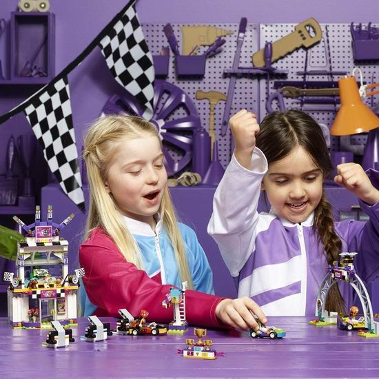 手慢无!历史新低!LEGO 乐高 41352 好朋友系列 盛大比赛日(648pcs)4.9折 39加元包邮!