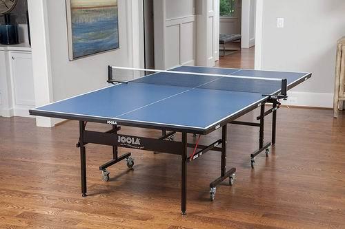 销量冠军!JOOLA 德国优拉 Inside 折叠式乒乓球桌 319.99加元包邮!