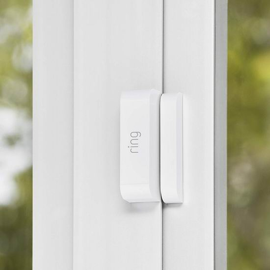 Ring Alarm 专业家庭全屋安防监控系统 209加元包邮!送Echo Dot智能音箱!