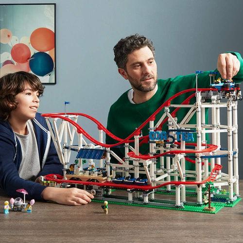 LEGO 乐高 10261 创意游乐场系列 乐高云霄飞车/ 过山车 454.68加元,官网价 479.99加元,包邮