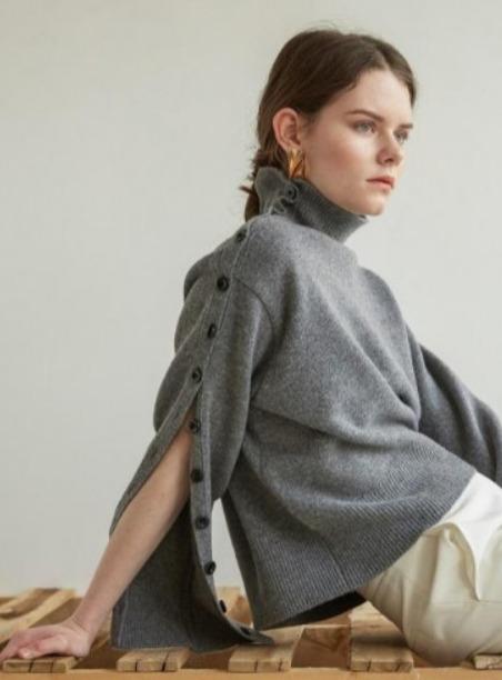 W Concept 精选时尚毛衣、打底衫 4.4折 27美元起特卖!