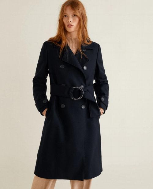 Mango 特卖区气质大衣、毛衣、连衣裙 4折起+买4件额外8折+买3件额外8.5折优惠!