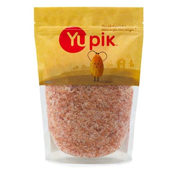 Yupik 喜马拉雅山脉纯盐 1公斤 12.9加元
