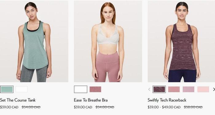 Lululemon 露露柠檬 精选成人儿童防寒服、瑜伽服、瑜伽裤5折起+包邮!
