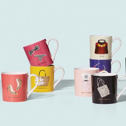 美国时尚生活品牌!Kate Spade New York 高颜值 精美餐具、厨房用品等3折8.7加元起清仓!