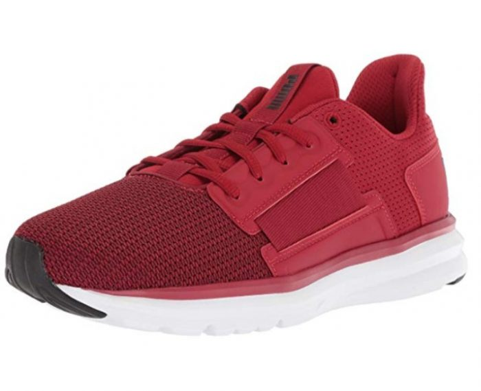 PUMA ENZO男士休闲运动鞋3折 25.35加元!2色可选!