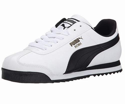 PUMA Roma 男士复古运动鞋 51.69加元起(2色),原价 78加元,包邮