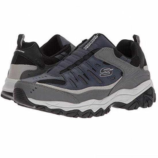Skechers 斯凯奇 Afterburn M. Fit 男式运动鞋3.2折 29.52加元起!