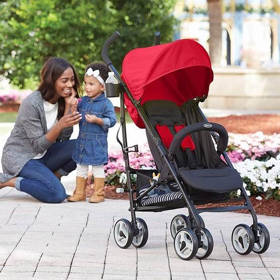Graco 葛莱 TraveLite 轻量级 婴儿推车/伞车7.2折 108.35加元包邮!