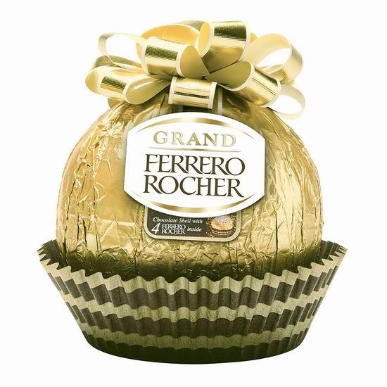 Grand Ferrero Rocher 费列罗巧克力(240克) 10.87加元!