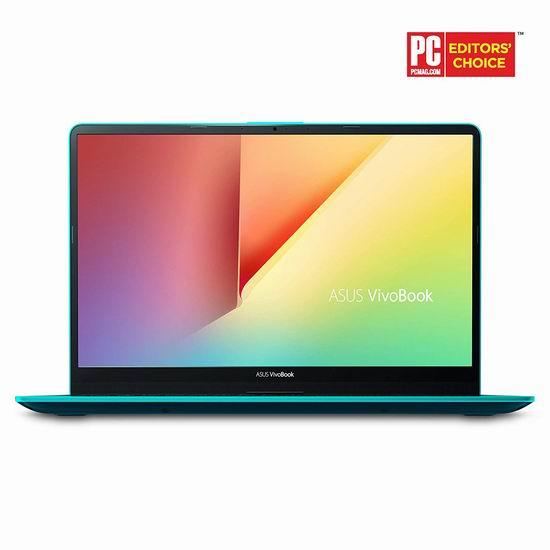 历史新低!Asus 华硕 S530UA-DB51-GN VivoBook S 15.6寸超薄笔记本电脑(8GB, 256GB SSD) 849.99加元包邮!