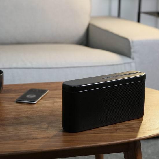 金盒头条:历史新低!Aukey 35W 增强低音 便携式无线蓝牙音箱2.4折 35.99加元包邮!具有充电宝功能!
