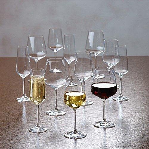 Villeroy & Boch 德国唯宝 Maxima 水晶玻璃酒杯24件套2.1折 84.99加元包邮!