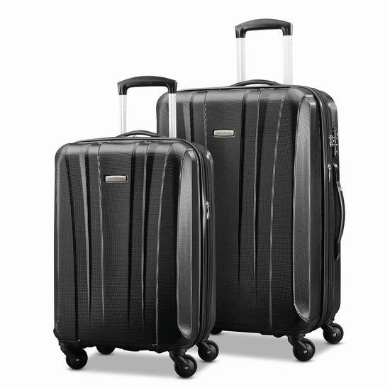 Samsonite 新秀丽 Pulse DLX 20/24寸 20/28寸 轻质拉杆行李箱2件套2.3折 126.24加元起包邮!多款可选!