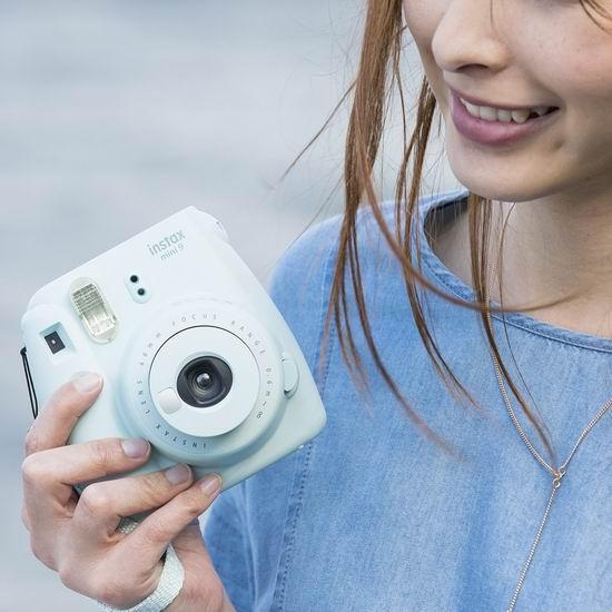 历史新低!Fujifilm Instax Mini 9 拍立得相机 69.99加元起包邮!3色可选!