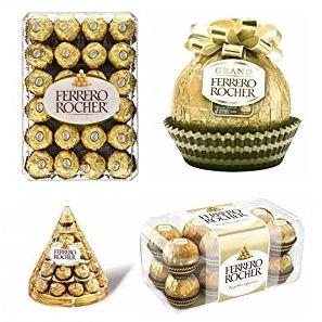 金盒头条:精选多款 Ferrero Rocher 费列罗巧克力礼盒装6折起!售价低至5.98加元!