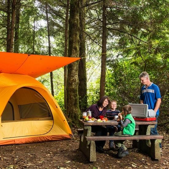 安省今日开抢了!加拿大国家公园露营地预订陆续开放!内附露营最全攻略!
