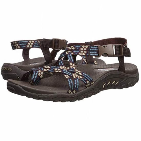 白菜价!Skechers 斯凯奇 Reggae Bahamas Toe Ring 女式凉鞋2.9折 17.55加元!多色可选!