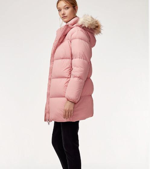 Aritzia 促销:泰迪熊大衣、鹅绒外套199加元特卖!大量时尚美衣、毛衣5折起优惠!