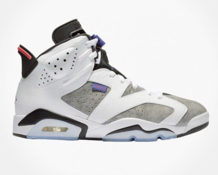 新款发售!Nike Jordan Retro 6 复刻篮球鞋 255加元热卖
