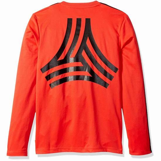白菜价!adidas Tango 男式长袖运动衫1.8折 9.72加元起清仓!