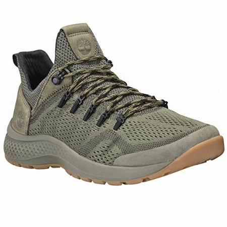 白菜价!Timberland 添柏岚 FlyRoam Trail 男式运动鞋(9.5码)2.8折 39.35加元包邮!