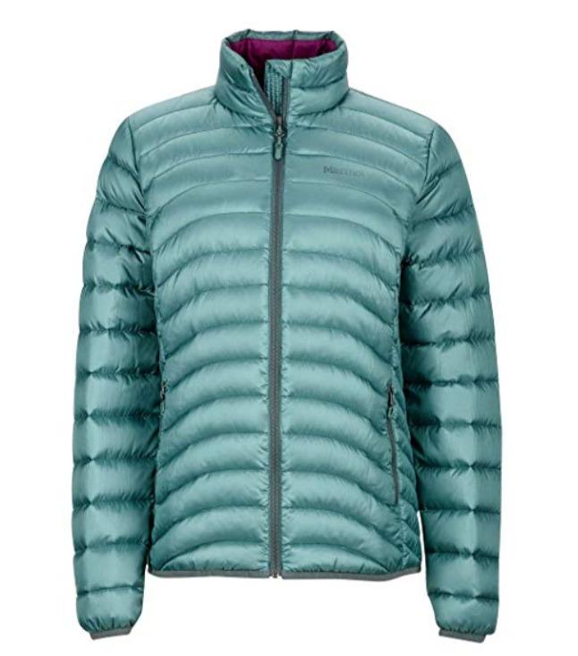 Marmot Aruna  600蓬松女士羽绒服 85.59加元(S码),原价 186.58加元,包邮