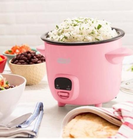 精选 Dash 厨房小家电 7.5折,入小清新电饭煲、快速煮蛋器、小型烤箱、mini空气炸锅!