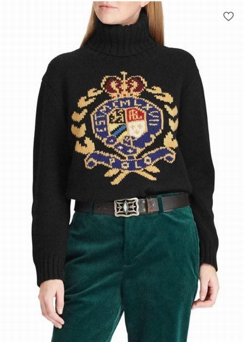 复古的学院风强势回归!Polo Ralph Lauren复古毛衣、外套、衬衣 4折 34加元起特卖!