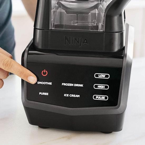 历史新低!Ninja CT650 智能专业搅拌机5.7折 103.48加元包邮!