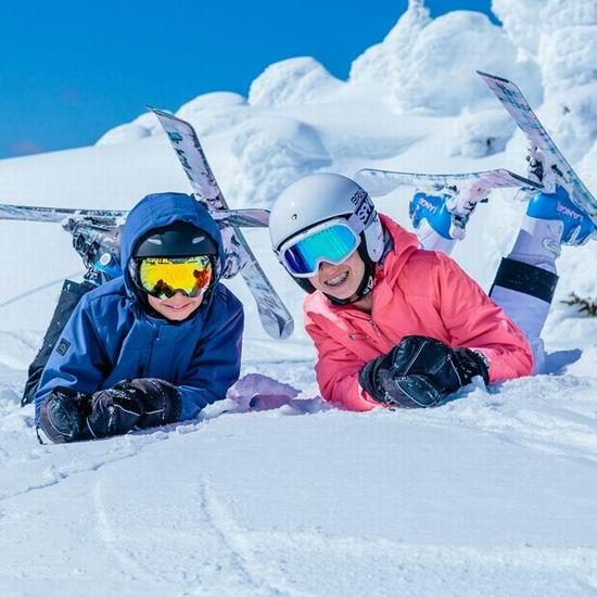 下周末,加拿大全国滑雪日(1月26-27日),各大滑雪场门票20元起!