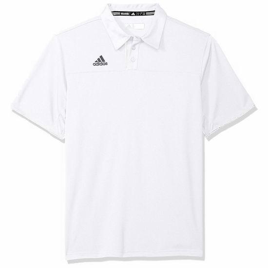 白菜价!adidas Utility 男式短袖Polo衫3.5折 18.98加元起清仓!多色可选!中国同款699元!