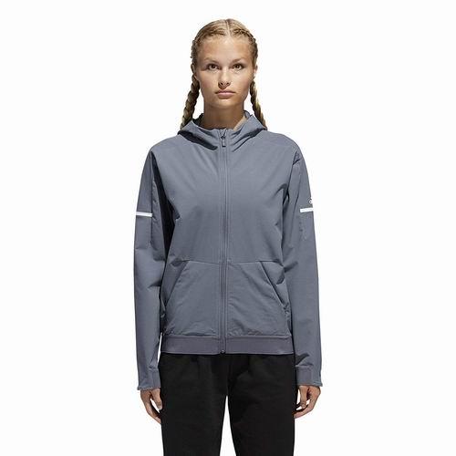 白菜价!历史新低!adidas Squad Woven 男女时尚连帽运动夹克2.4折 18.85加元起!男女各5色可选!