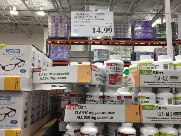 全网独家!【加西版】Costco店内实拍,有效期至1月13日!Metamucil膳食纤维、Emergen-C维生素纤维、辅酶CoQ10、RestoraLAX便秘克星、善存片等大量保健品促销!
