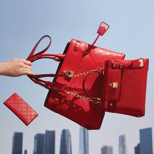 新款加入!Michael Kors 冬季大促!精选手袋、钱包、鞋靴、服饰、首饰等3.7折起!