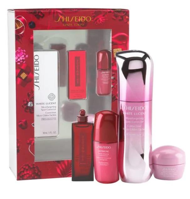 Shiseido 资生堂 新透白美肌 农历新年4件套超值装(价值 209加元) 142.2加元包邮!送价值101加元红腰子5件套大礼包!