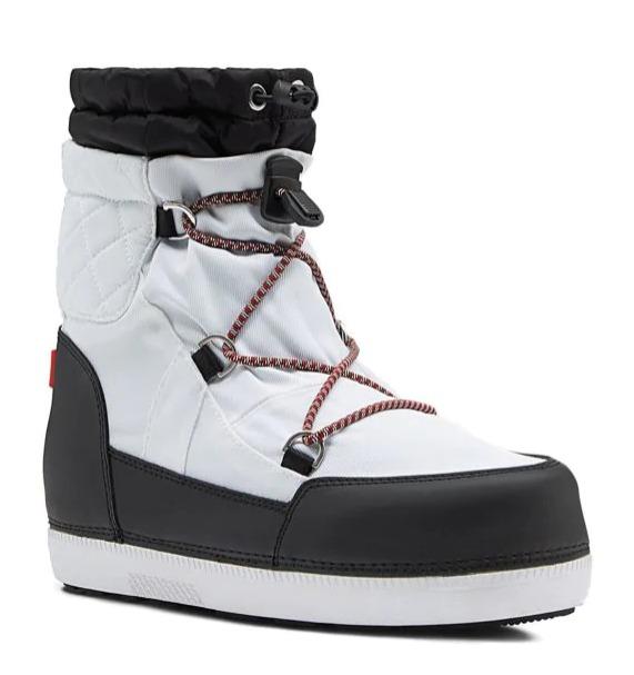 Hunter Short Quilted女款雪地靴 149.06加元,原价 265加元,包邮