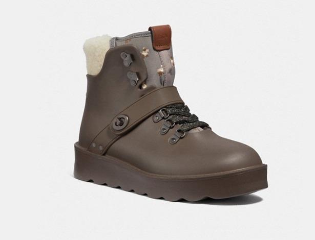 Coach Urban Hiker女款防水短靴 87.5加元,原价 175加元