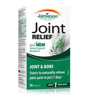 Jamieson 健美生 JointRelief 关节及骨骼 抗炎症配方 14.25加元,原价 21.49加元