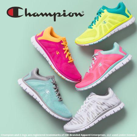 鞋业巨头Payless破产清仓!精选多款 Champion 成人儿童运动鞋24.99加元起!内附单品推荐!仅限今日!