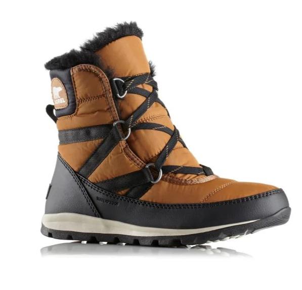 Sorel Whitney 防水雪地靴 97.5加元,原价 150加元