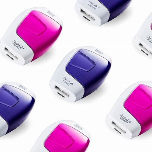 变相5.2折!SILK'N Flash&Go Compact 便携款家用永久脱毛仪 259.99加元包邮!送价值77.7加元积分+3小样!