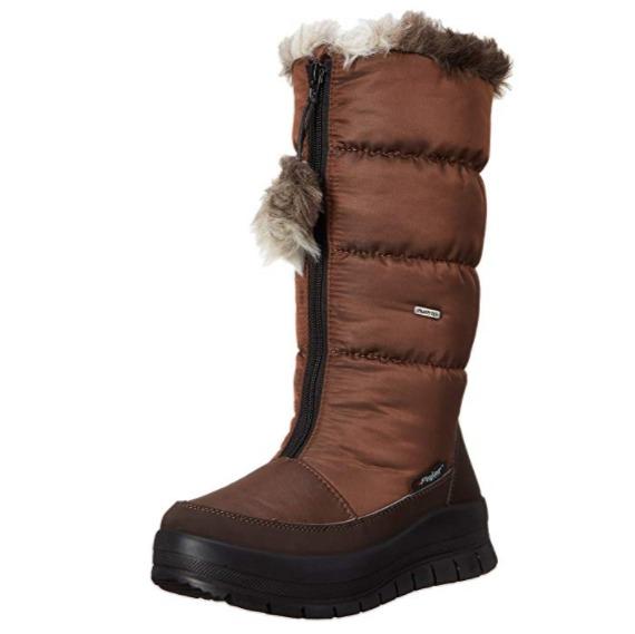Pajar Toboggan女款雪地靴 68.96加元(9-9.5码),原价 210加元,包邮