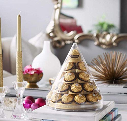 历史新低!Ferrero Rocher 费列罗 钻石礼盒装巧克力(28粒) 9.57加元!