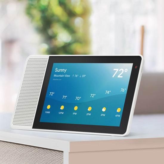 Lenovo 联想 Smart Display 8英寸智能显示屏4.7折 123.49加元包邮!