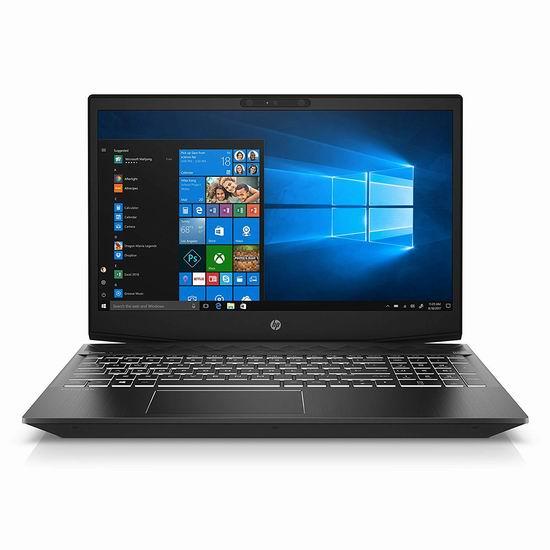 手慢无!历史新低!HP 惠普 Pavilion 15-cx0008ca 15.6英寸笔记本电脑(Core i7-8750H, 8GB, 1TB 硬盘 + 16GB Optane闪存 + NVIDIA GeForce GTX 1051)5.9折 907.17加元包邮!Costco同款1379.99加元!