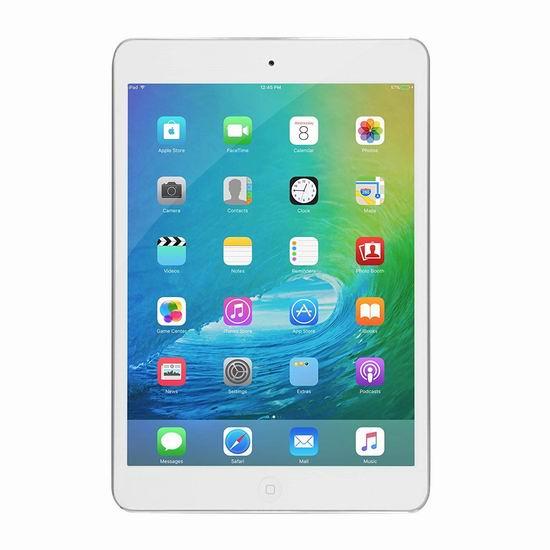翻新 Apple iPad Mini 2 7.9英寸 平板电脑(16GB) 177.46加元包邮!